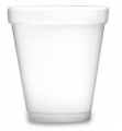 82512 Styrofoam Cups 12 oz. 1000ct.